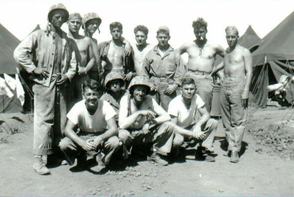Third squad I took before Saipan